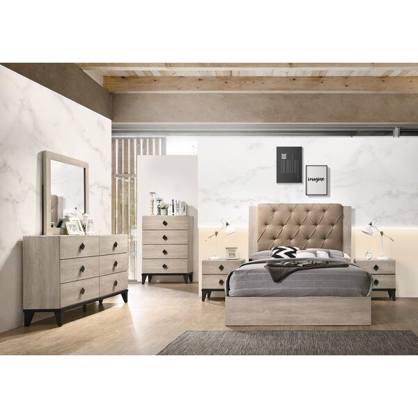 Victory Standard Configurable Bedroom Set by Ebern Designs