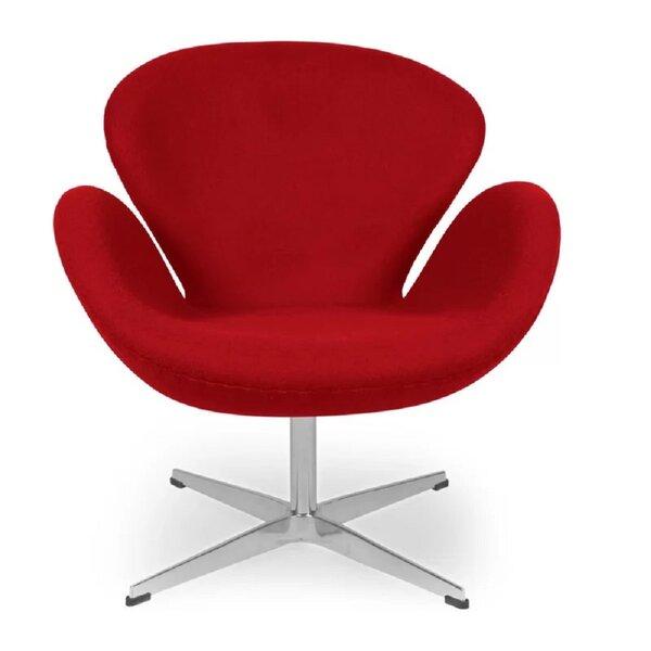 Tomblin Swivel Lounge Chair by Orren Ellis
