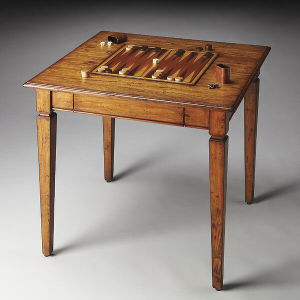 30 Mountain Lodge Backgammon Table by Butler
