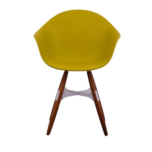 Tena Zigzag Dining Chair by Ivy Bronx