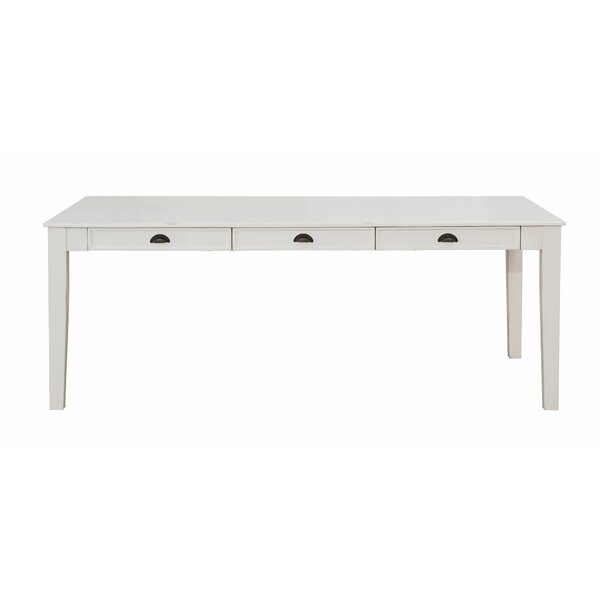 Best #1 Harcourt Dining Table By Highland Dunes New Design