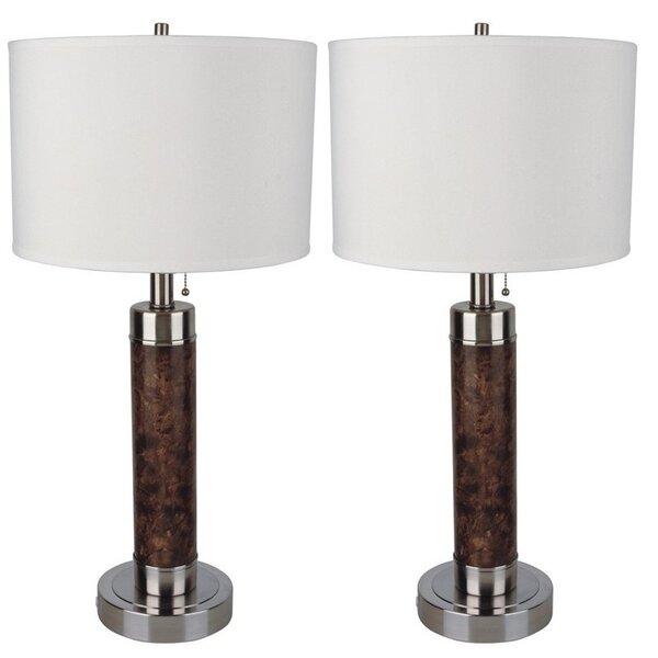 Shalisa 26 Table Lamp (Set of 2) by Latitude Run