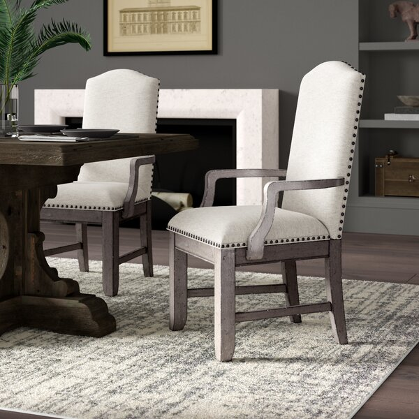 Devers Arm Chair (Set Of 2) By Greyleigh