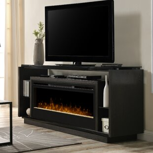 Great choice David TV Stand for TVs up to 70 with Fireplace By Dimplex