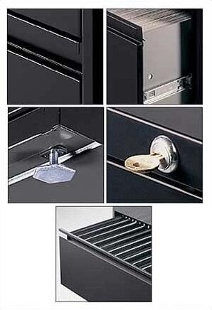 9300 Series 2-Drawer  File by Global Total Office9300 Series 2-Drawer  File by Global Total Office