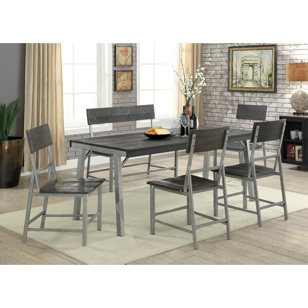 Mckain 6 Piece Dining Set by Williston Forge