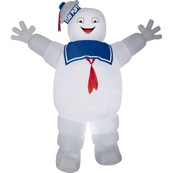 Stay Puft Inflatable by The Holiday Aisle