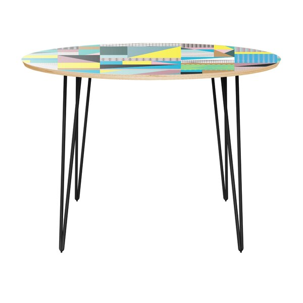 Shivers Dining Table by Wrought Studio