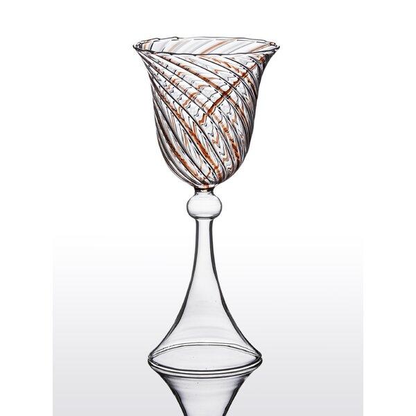 Swirl All Purpose Wine Glass (Set of 4) by Abigails