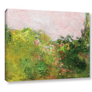 'Swindon' Painting Print on Wrapped Canvas by Alcott Hill