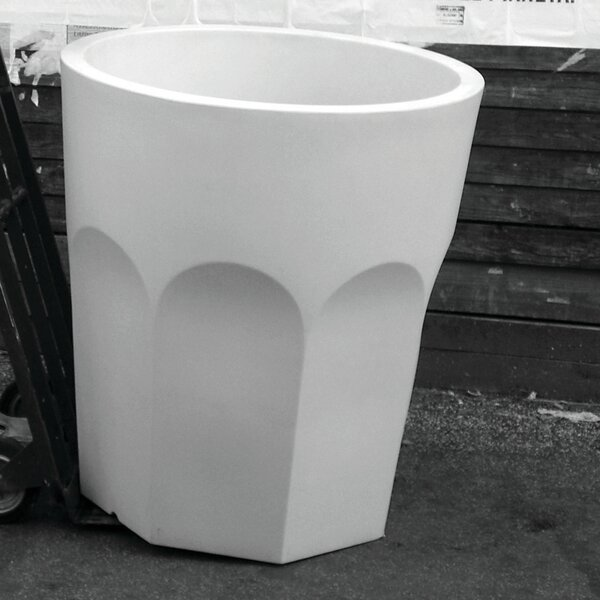 Cylinder Pot Planter by PLUST