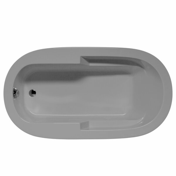 Marco 72 x 42 Soaking Bathtub by Malibu Home Inc.