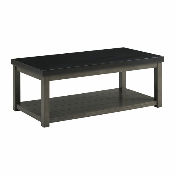 Chanera Floor Shelf Coffee Table With Storage By Latitude Run