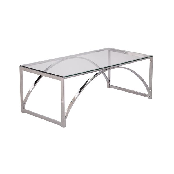 Low Price Stevenly Sled Coffee Table