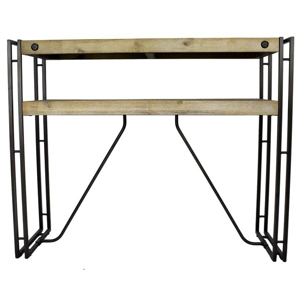 Brehm Console Table by Union Rustic