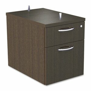 Frey Hanging Box 2-Drawer Vertical Filing Cabinet by Latitude Run