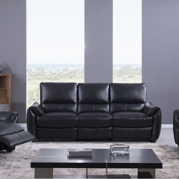 New Chic Ouellette Reclining Sofa by Orren Ellis by Orren Ellis