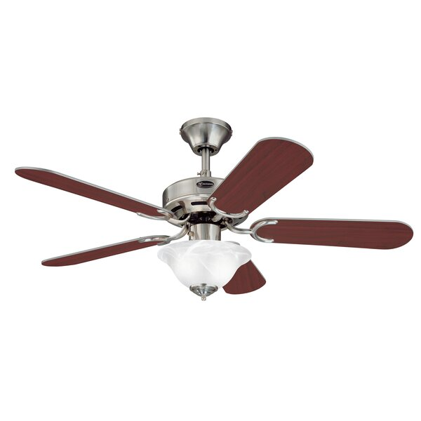 42 Belsay 5-Blade Ceiling Fan by Charlton Home