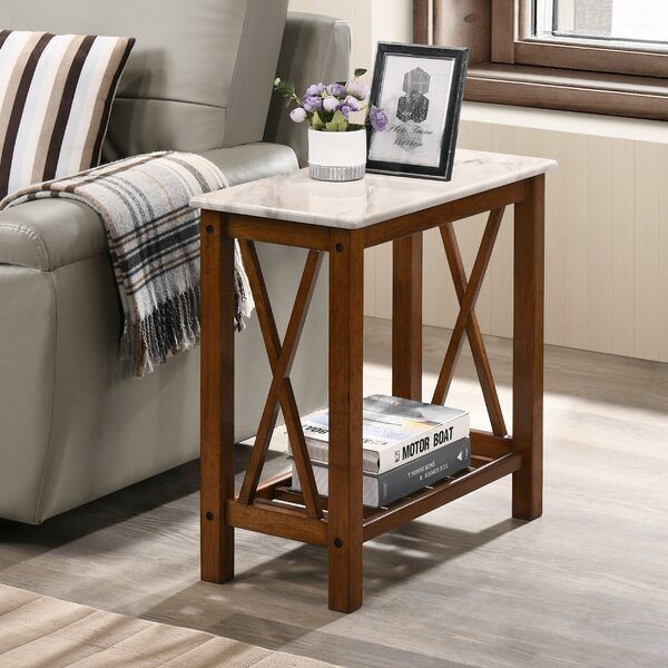 Calaweigh End Table With Storage By Latitude Run