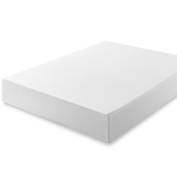 Cyrilmagnin 12 inch Medium Memory Foam Mattress by Alwyn Home