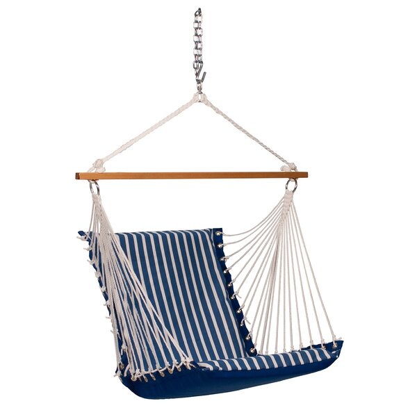 Flournoy Sunbrella Soft Comfort Chair Hammock by Bungalow Rose Bungalow Rose