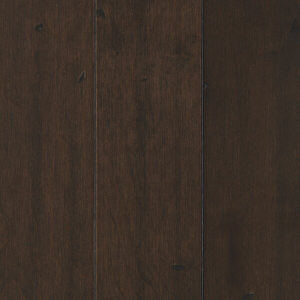Glenwood 5 Engineered Hardwood Flooring in Dark Port by Mohawk Flooring