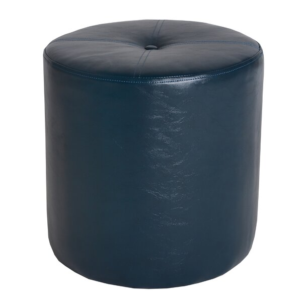 Richard Leatherette Side Stool by Porthos Home