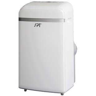 12,000 BTU Portable Air Conditioner with Heater and Remote by Sunpentown
