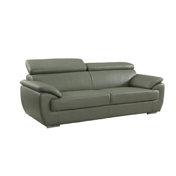 Read Reviews Daye Luxury Living Room Sofa