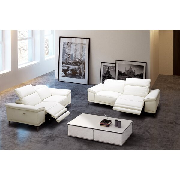 Brookville Reclining Configurable Living Room Set by Wade Logan