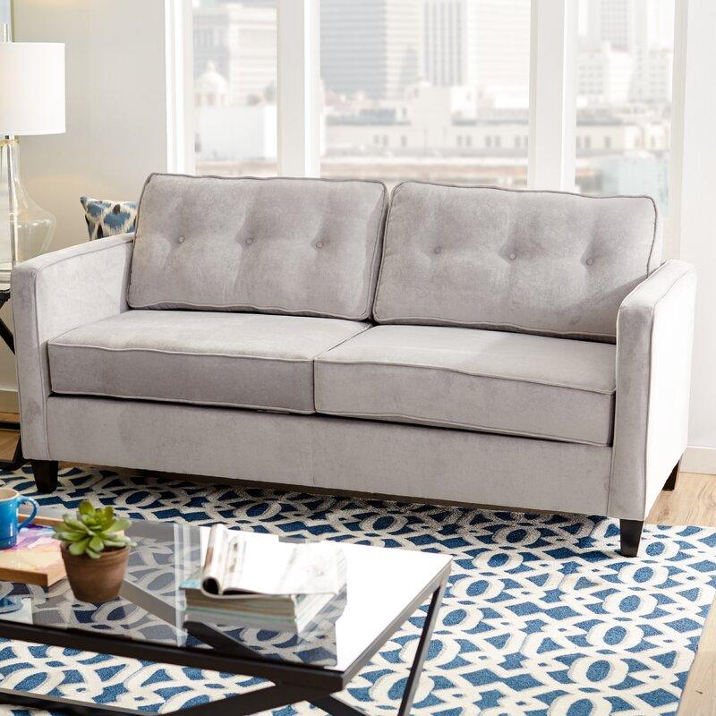 Mercury Row Serta Upholstery Cypress Sofa & Reviews | Wayfair
