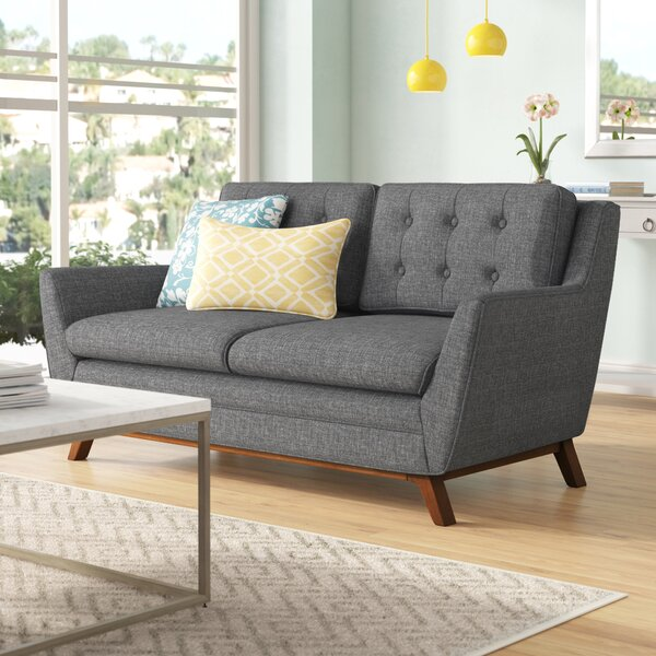 Binder Loveseat by George Oliver