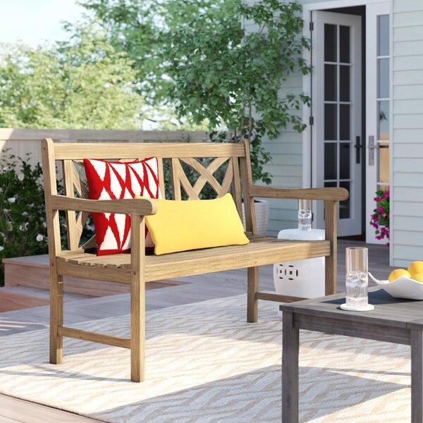 Shelbie Garden Bench by Sol 72 Outdoor Sol 72 Outdoor