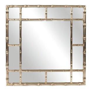 Gastonia Bamboo Wall Mirror