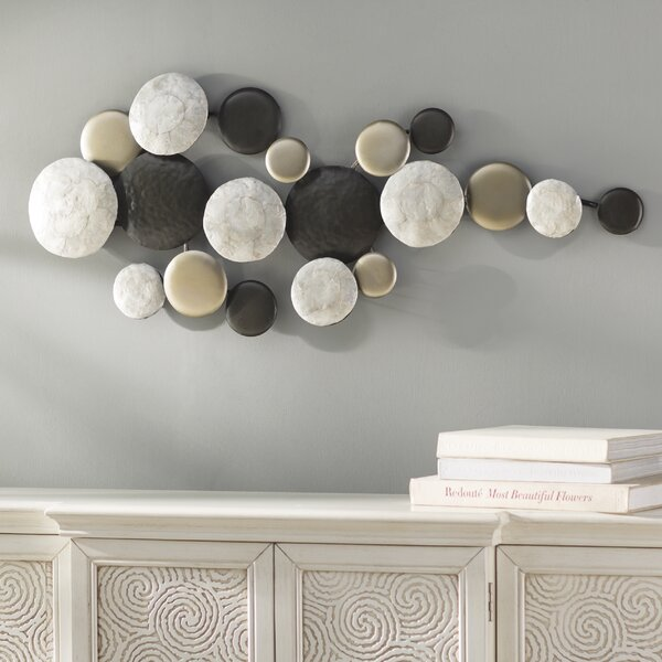 Pebble Trail Wall Decor by World Menagerie