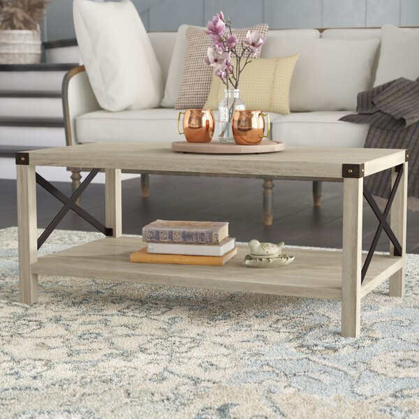 Odum Coffee Table By Three Posts