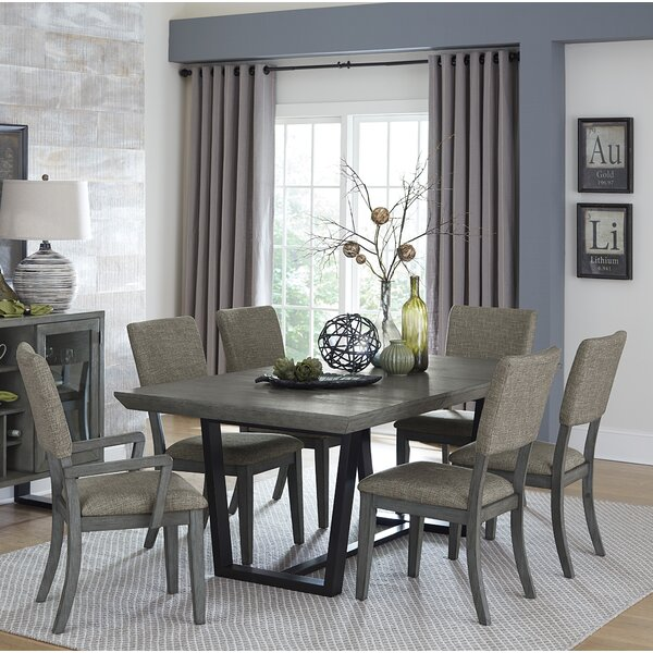 Alia 7 Piece Extendable Dining Set by Gracie Oaks