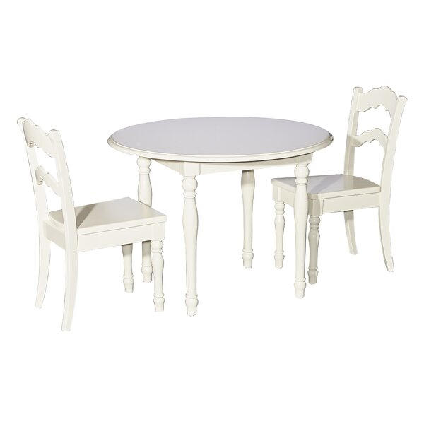 Hubbardston Youth 3 Piece Dining Set by Ophelia & Co.