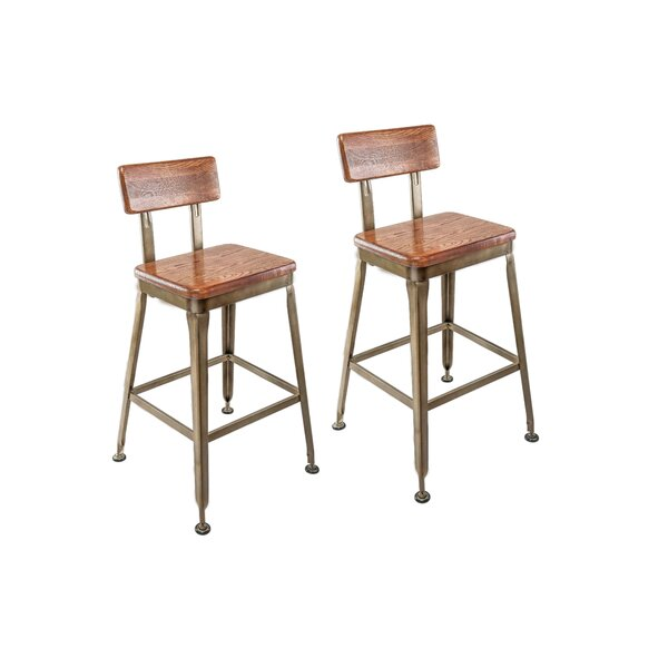Aurick Counter & Bar Stool (Set Of 2) By 17 Stories