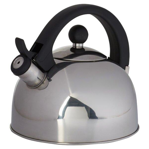 Wayfair Basics Stainless Steel Stove Tea Kettle by Wayfair Basics™