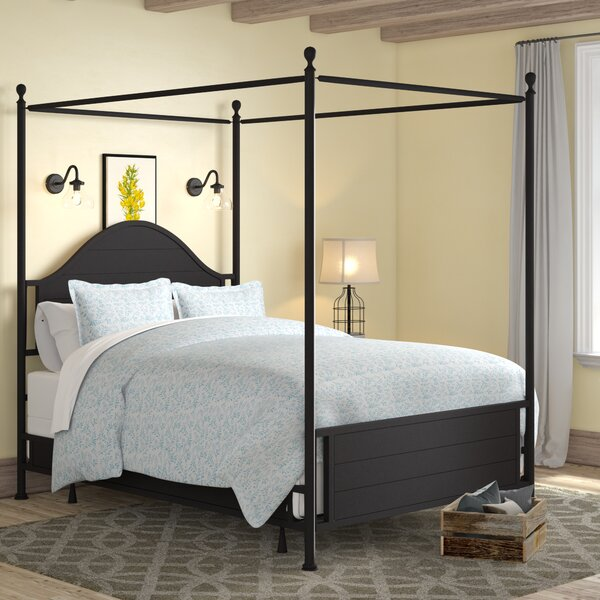 Jerri Canopy Bed By Laurel Foundry Modern Farmhouse Read Reviews