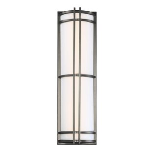 Check Prices Skyscraper LED Outdoor Sconce By Modern Forms