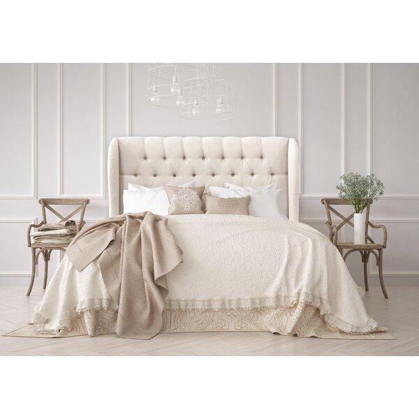 Ahumada Upholstered Standard Bed by Mercer41 Mercer41