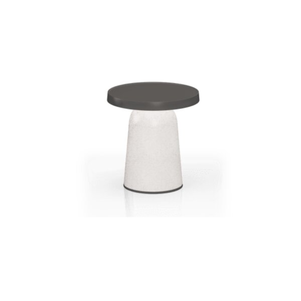 Thick Top Side Table by TOOU
