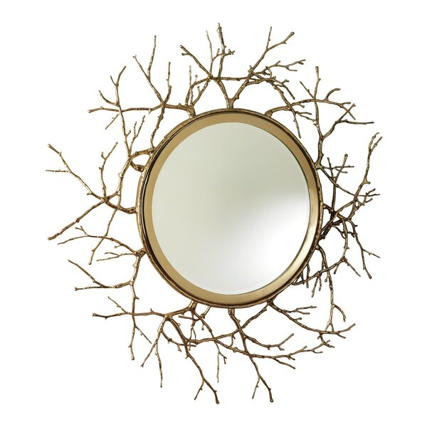 Twig Accent Mirror by Global Views