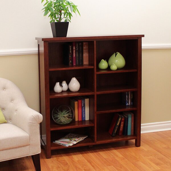 Shakopee Standard Bookcase By Charlton Home®