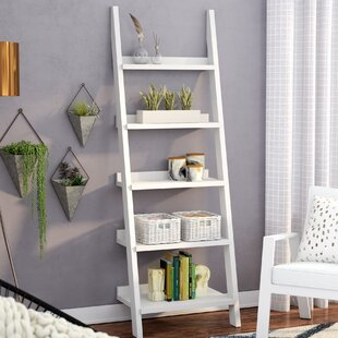 Chunn Ladder Bookcase Ivy Bronx