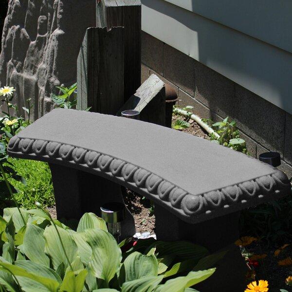 Wachusett Garden Bench by Charlton Home