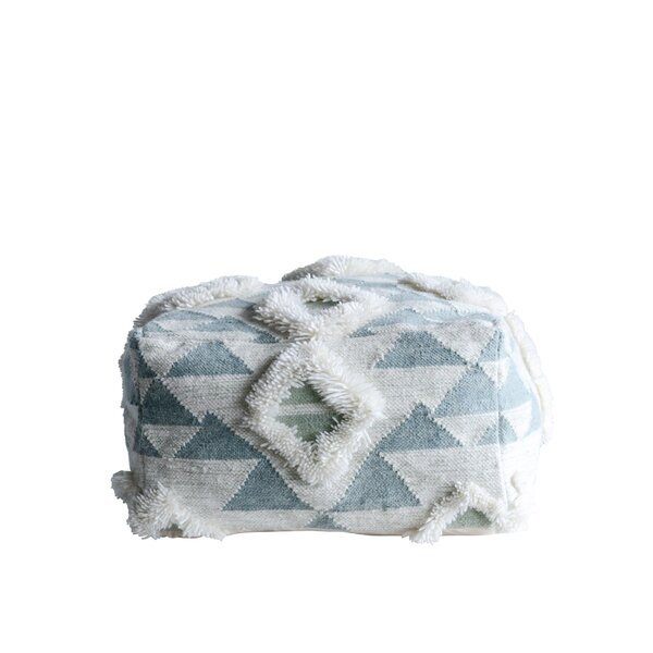 Coutu Pouf by Bungalow Rose