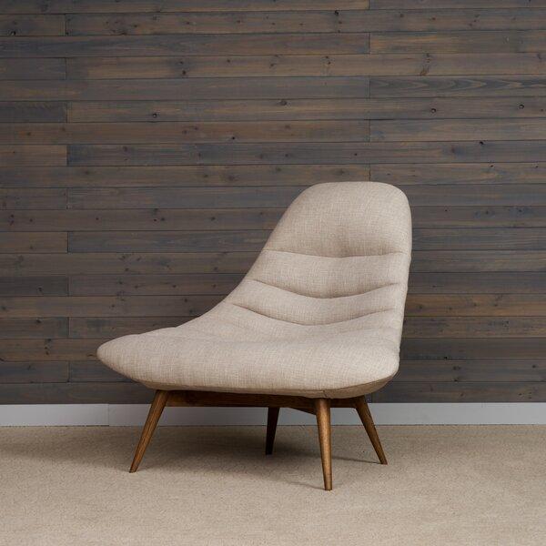 Christine Lounge Chair by Corrigan Studio